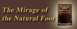 The Mirage of the Natural Foot